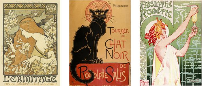 Know your arts: Nouveau, Deco, Moderne