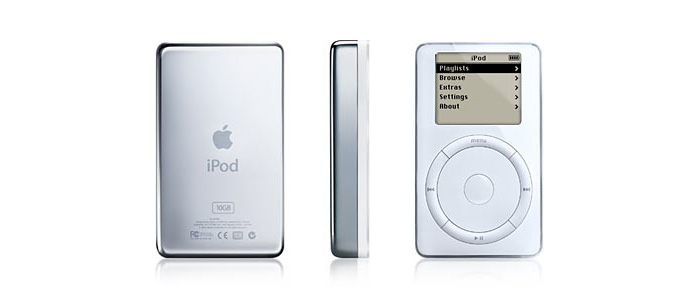 2nd Generation iPod