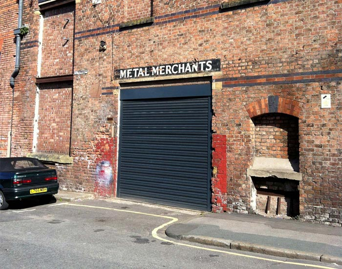 Metal Merchants, Norfolk St, Liverpool