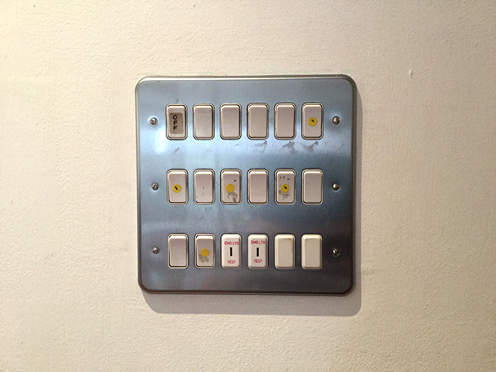 Twenty-four switches